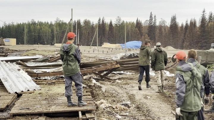 Восемь лесных пожаров тушат в Якутии
