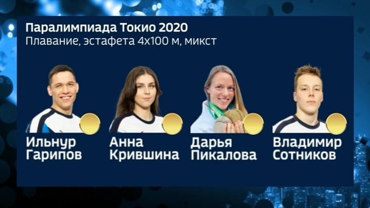 Россияне преодолели отметку в 100 заработанных медалей Паралимпиады