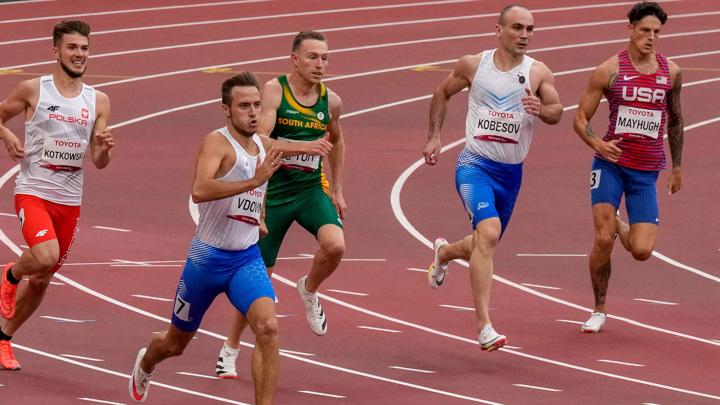 Легкоатлет Вдовин стал чемпионом Паралимпиады с мировым рекордом