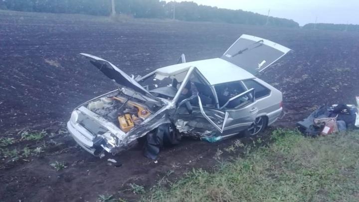 Массовая авария с участием автобуса произошла в Тамбовской области