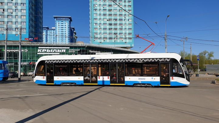 В Москве отменили оплату пересадок в наземном общественном транспорте