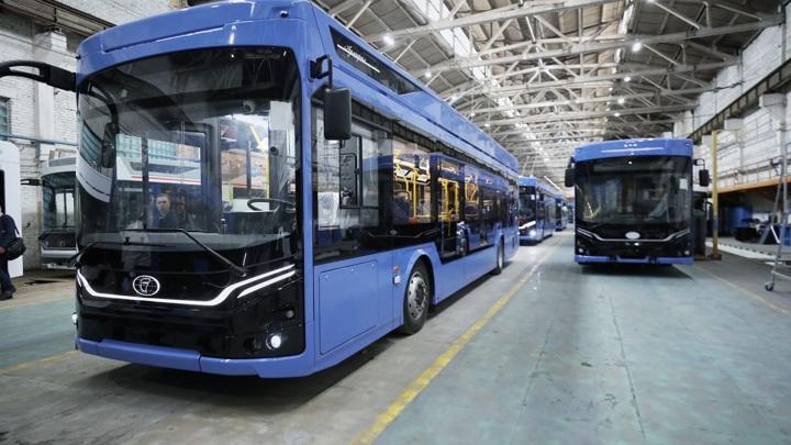 В Энгельсе запустят производство электробусов