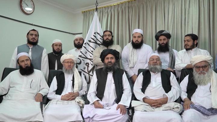 В Москве ждут делегацию талибов