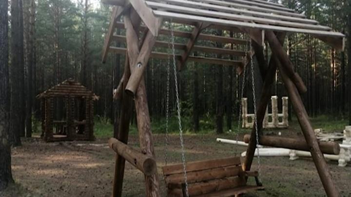 Осужденные из Красноярска займутся ремонтом туристической зоны