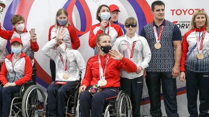 Путин – паралимпийцам: вы – настоящие герои летних Игр в Токио