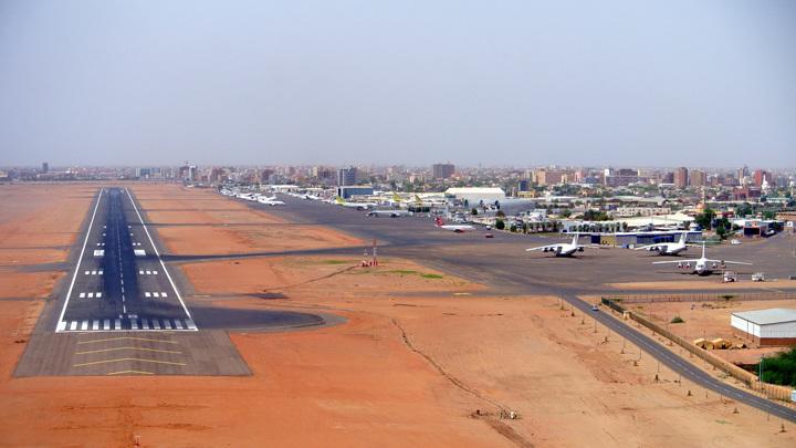 Аэропорт Хартума