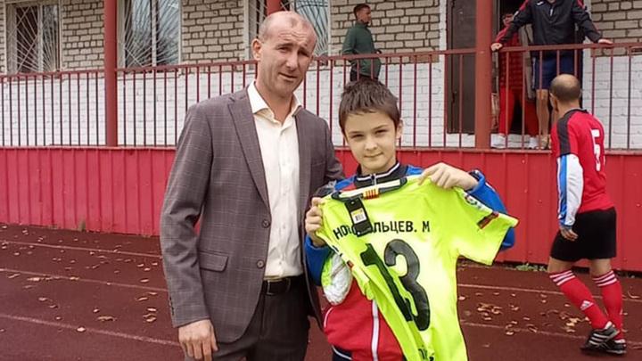 Путин исполнил мечту 10-летнего мальчика из Амурской области