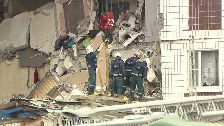 Под завалами в Ногинске нашли тела еще двух девушек