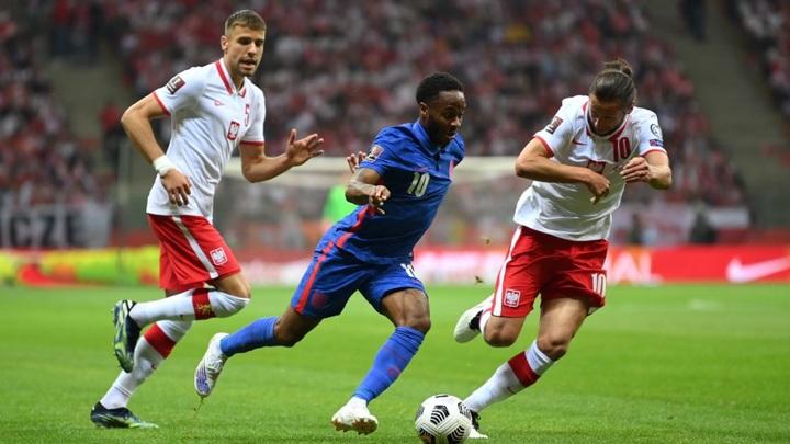 Сборная Польши лишила Англию победы, забив в концовке матча