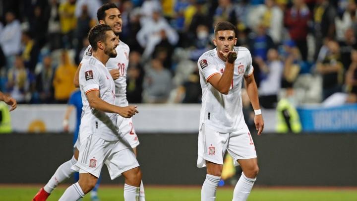 World Cup-2022: Испания обыграла Косово, Германия разгромила Исландию