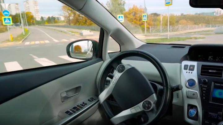 """""""Яндекс"""" пригласил москвичей к испытаниям беспилотного такси"""