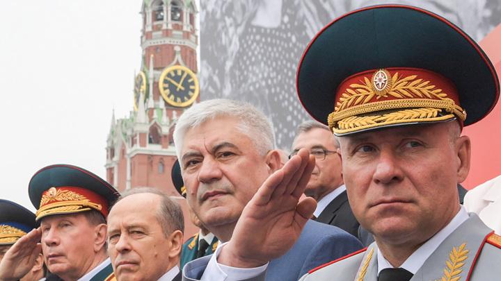 Евгений Зиничев посмертно стал Героем России