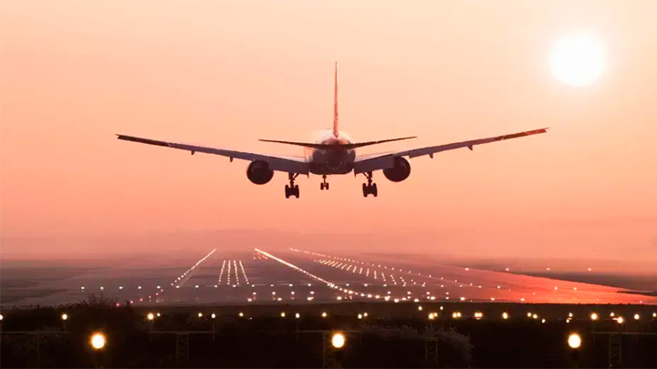 Самолет сборной Германии совершил аварийную посадку