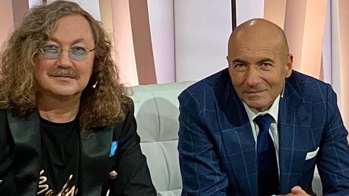 Крутой и Николаев поделились эмоциями от съемок у Корчевникова