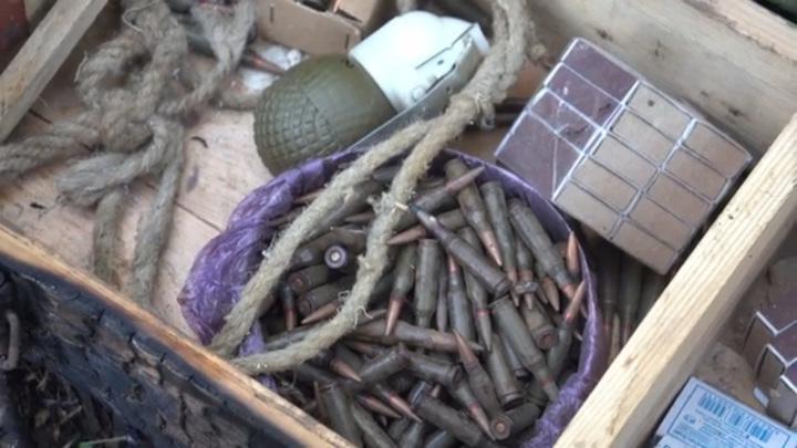 Двух боевиков ликвидировали в Буйнакском районе Дагестана