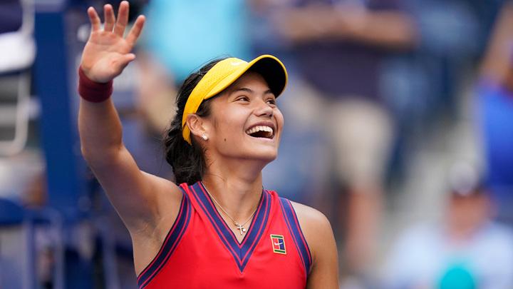 Радукану призналась, считает ли себя фавориткой Australian Open