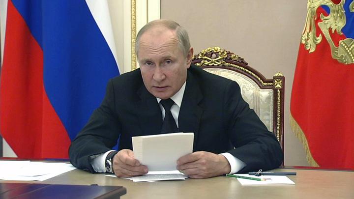 Путин: российские атлеты должны стать равноправными участниками всех турниров