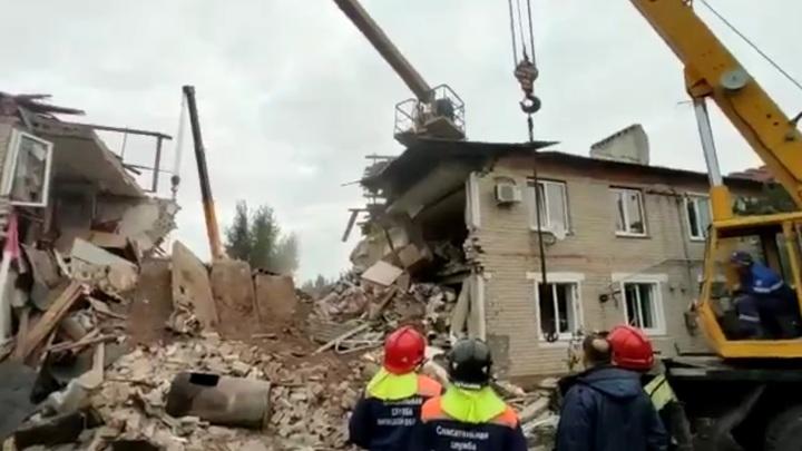 Жертвами взрыва газа в доме под Ельцом стали три человека