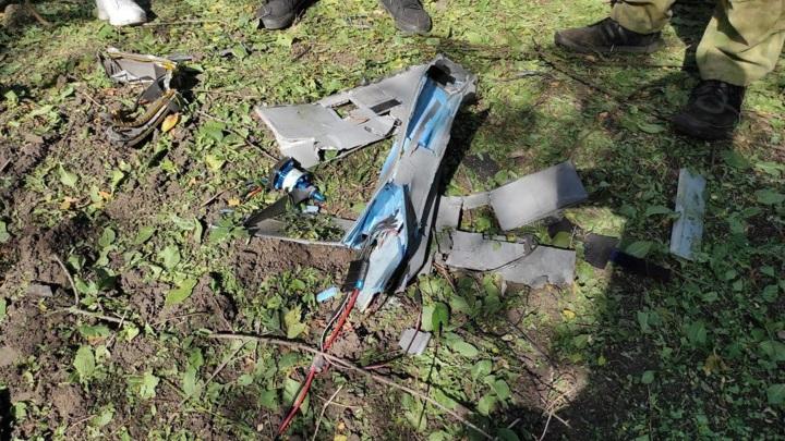 Украинские дроны подорвали нефтехранилище в Донецке