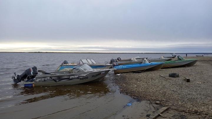 На Ямале организовали поиски мужчины, упавшего в реку
