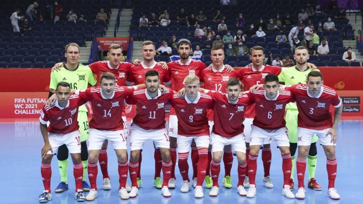 Мини-футбол. Россияне не смогли выйти в полуфинал чемпионата мира