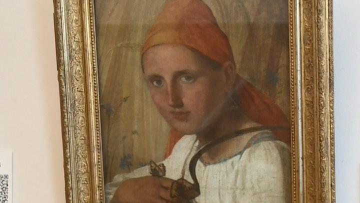 Картины из Рязанского музея отправятся в российские столицы