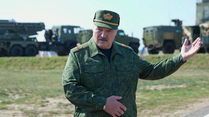 """Лукашенко: на Украине создаются базы США и центры """"работы по Белоруссии"""""""
