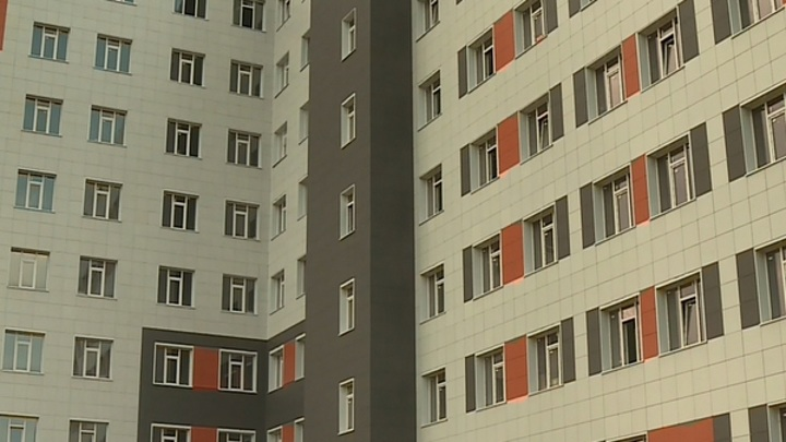 В Рязани строительство онкодиспансера идет с опережением графика
