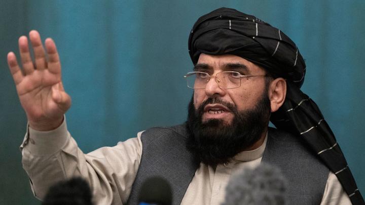 """""""Талибан"""" обратился к США"""