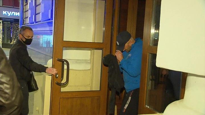Сбежавший из истринского ИВС Мавриди скрывался в церкви в Москве