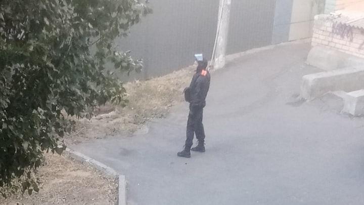 """""""У здания осколки"""": центр Лисок перекрыли после нападения на отдел полиции"""
