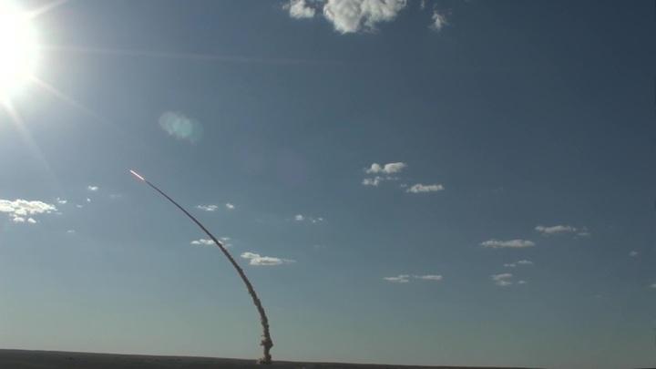 Успешно испытана новая российская противоракета