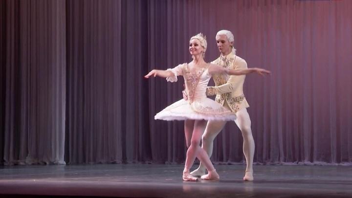 Звёзды балетной труппы Большого театра дали гала-концерт в Нижнем Новгороде