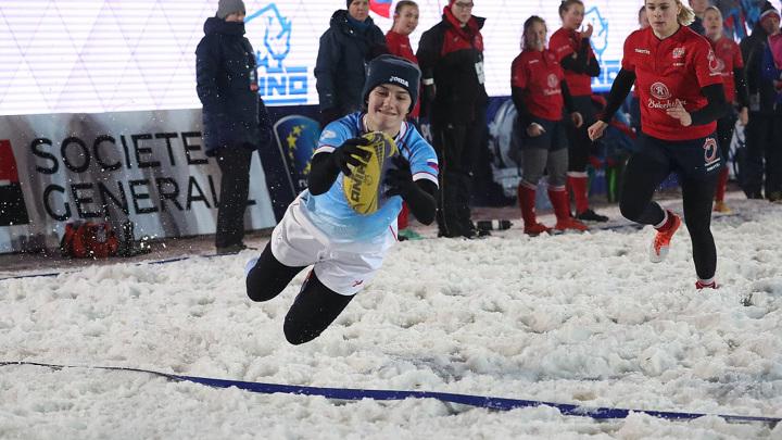 Зимняя Олимпиада может пополниться снежным регби