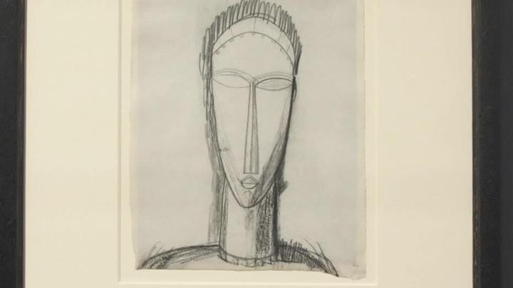 """В венской галерее Альбертина сегодня открывается выставка """"Модильяни.Примитивистская революция"""""""