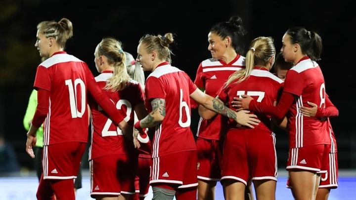 Россиянки стартовали с победы в отборе чемпионата мира-2023