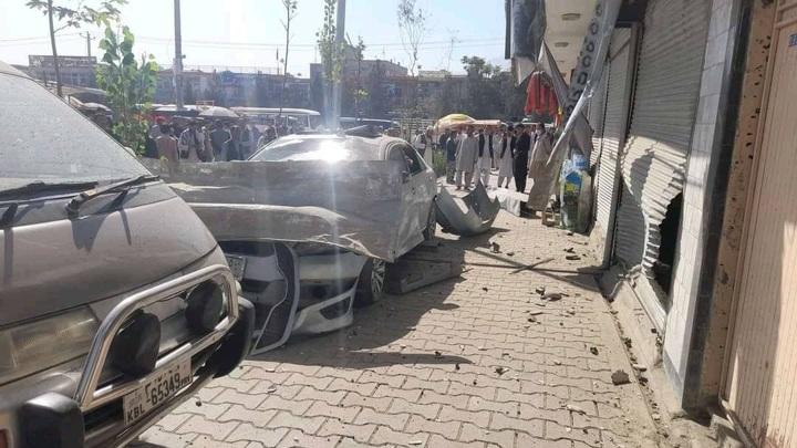 Взрыв прогремел на юго-западе Кабула