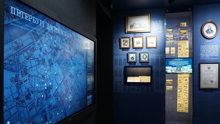 Музей Достоевского к 200-летию со дня рождения писателя представил новую экспозицию