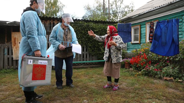 В России начался заключительный день голосования на выборах