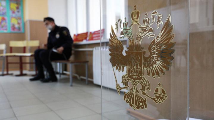 МВД не зафиксировало серьезных нарушений на выборах