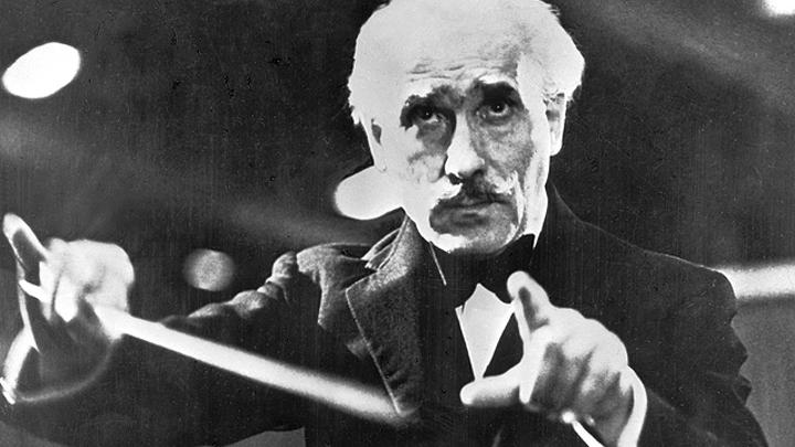 Исполняется 150 лет со дня рождения Артуро Тосканини