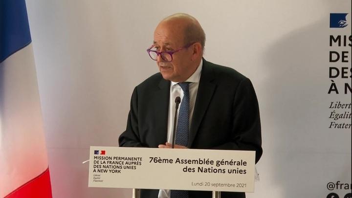 Ле Дриан: срыв сделки по подлодкам ставит под вопрос концепцию партнерства