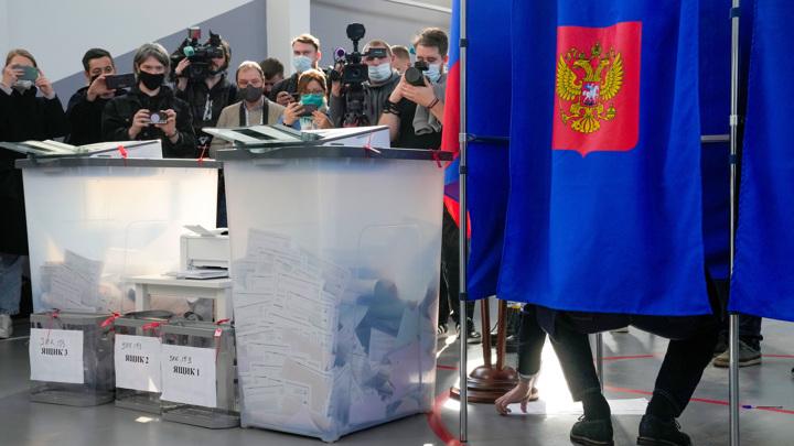 В Москве пересчитают результаты электронного голосования