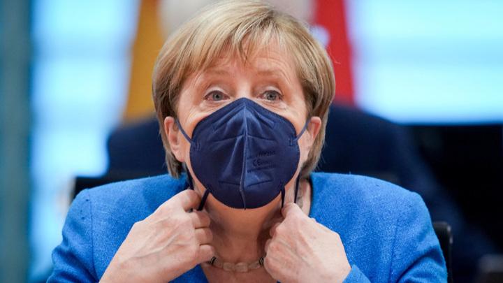 Меркель опровергла слухи о себе