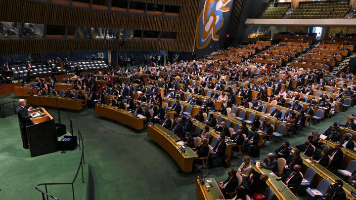 В делегации Бразилии на ГА ООН выявлен коронавирус, в постпредстве РФ все здоровы