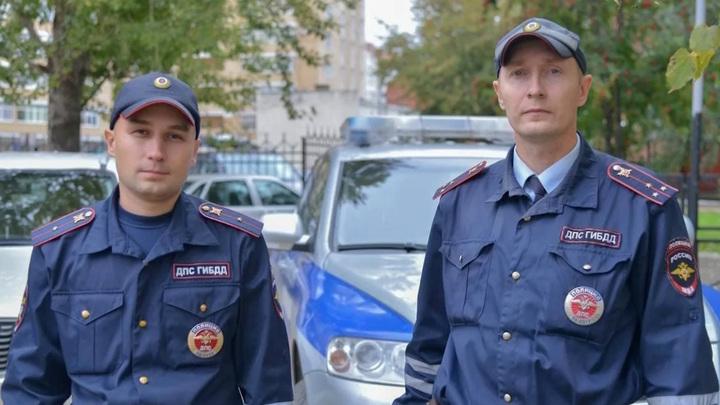 Колокольцев наградил пермских полицейских