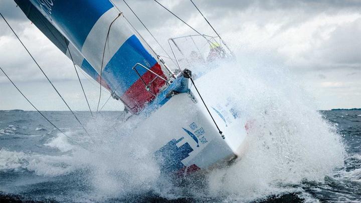 Парус. Nord Stream Race выиграли яхтсмены Финляндии и России