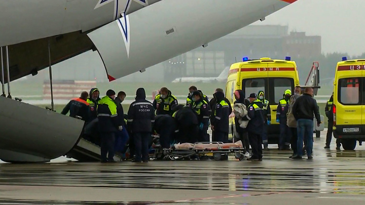 ЧП в Перми: 13 раненых – в местных больницах, семь – в Москве