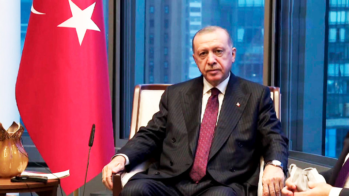 Эрдоган заявил, что Турция намерена приобрести дополнительные системы С-400 у России