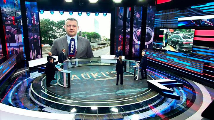 Шеф бюро ВГТРК: у Зеленского воинственный настрой после встречи с Эрдоганом